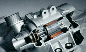 BMW's electronic water pump has so many advantages and can save fuel