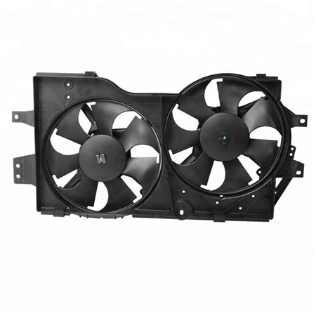 8WD121003 8W0959455 600W Complete Electric Cooling Fan for German Car A4 B9