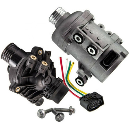 Quality Engine Electric Water Pump with Bolts 11517563659 For BMW 335xi 335i 135i 535i BIN